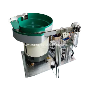 Sprng vibratory bowl part feeding systems